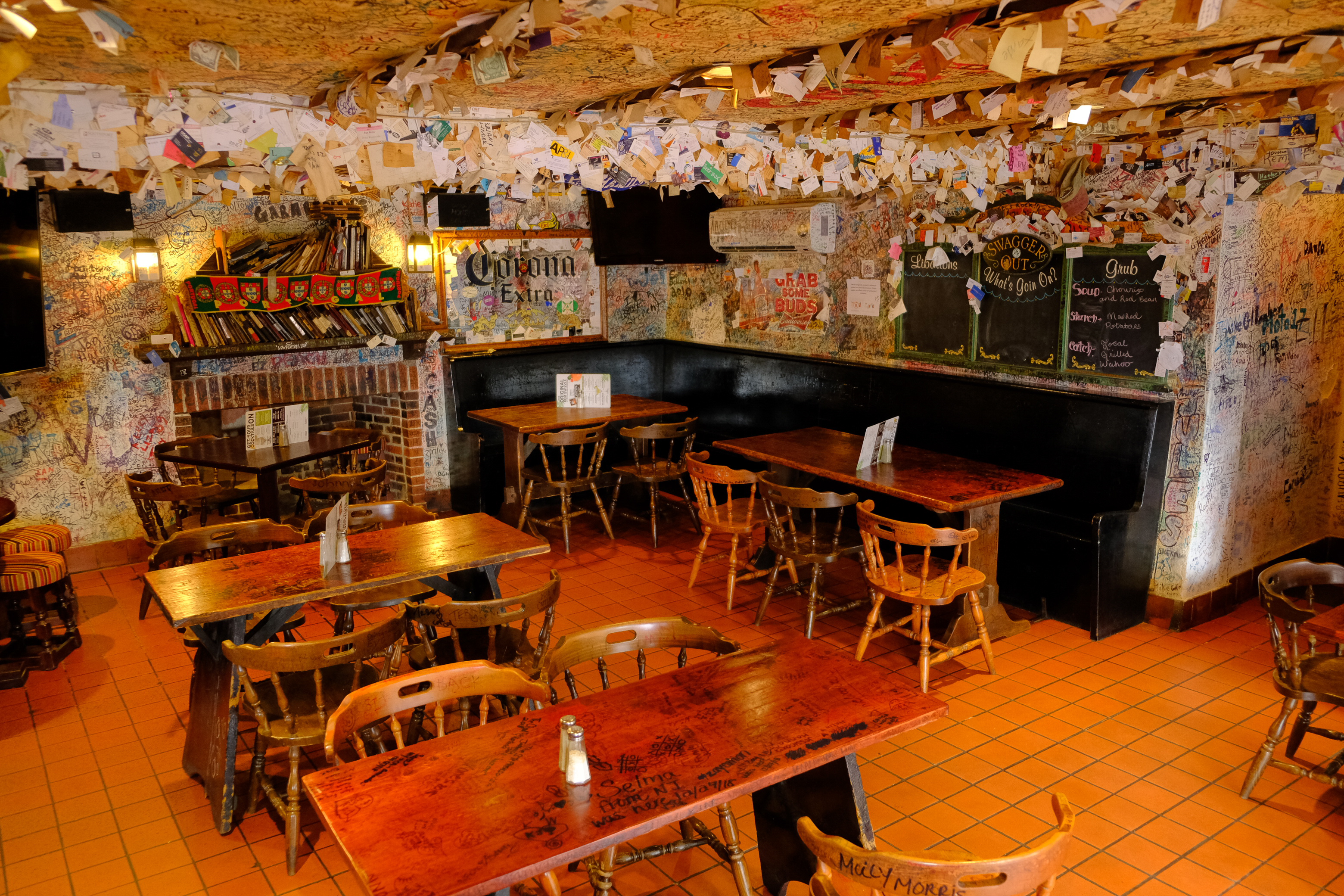The Swizzle Inn